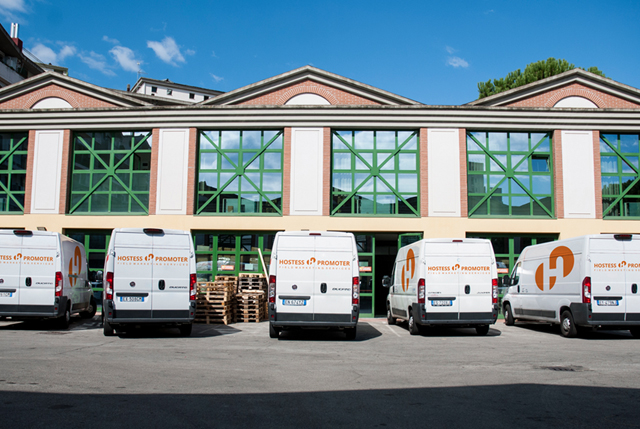 Event Staffing e Supporto logistico per In Store Promotion, Street & Fairs