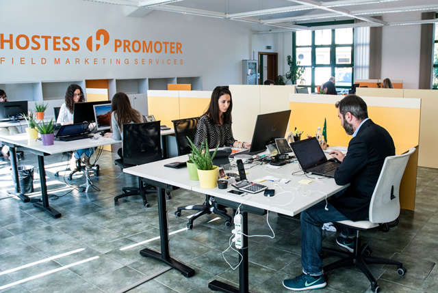 Office -Hostess-&-Promoter