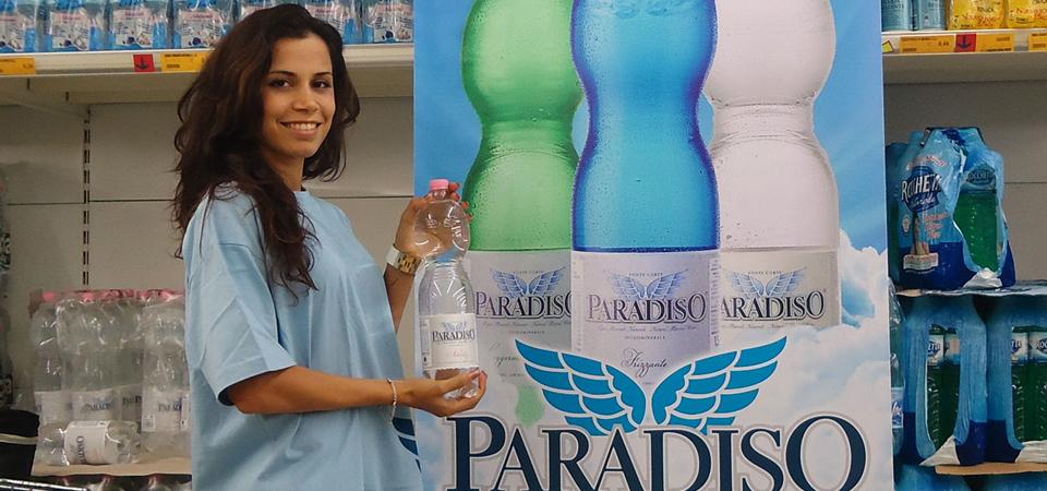 Beverage - Acqua Paradiso