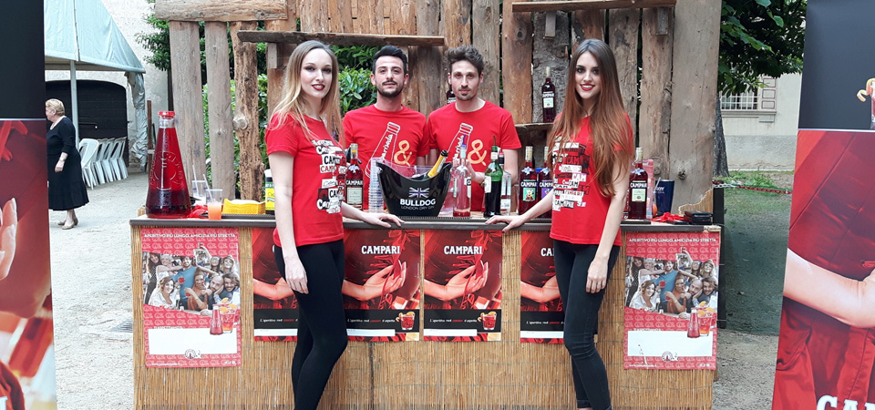 Tour e Roadshow: case Campari
