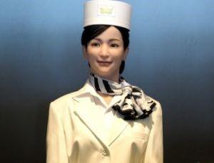 hostess robot