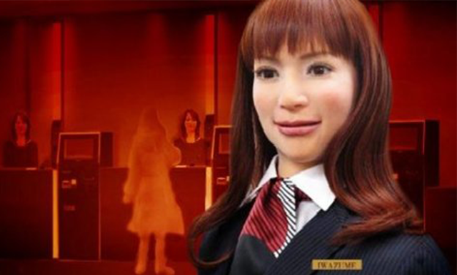 Hostess robot – è già iniziata l'era!?