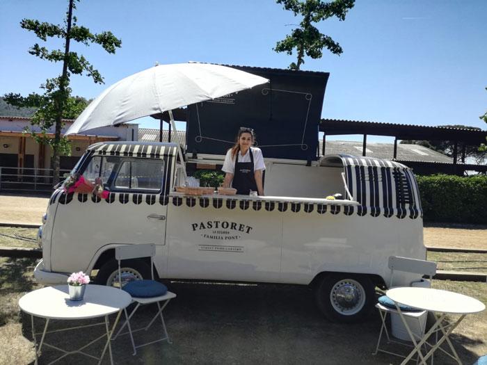 degustacion pastoret camion publicitario